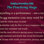 The Practicing Stage 2
