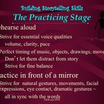 The {practicing Stage 3